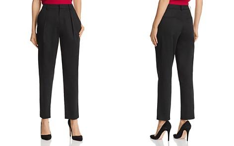 Alice + Olivia Grady High-Waist Tapered Pants - Bloomingdale's_2