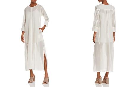 Theory Weekend Shirt Dress - Bloomingdale's_2