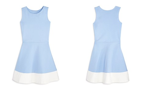 AQUA Girls' Color-Block Dress, Big Kid - 100% Exclusive - Bloomingdale's_2