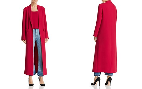 Alice + Olivia Angela Long Coat - Bloomingdale's_2