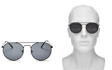 Le Specs Revolution Aviator Sunglasses, 54mm - 100% Exclusive - Bloomingdale's_2