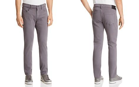 PAIGE Federal Slim Fit Jeans in Grey Fog - Bloomingdale's_2