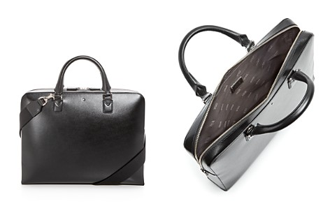 Montblanc Meisterstück Ultra Slim Leather Briefcase - Bloomingdale's_2
