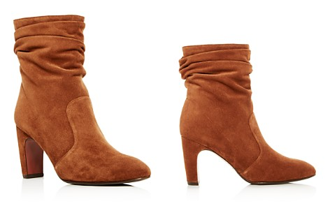 Chie Mihara Women's Jazz Suede Slouch High-Heel Boots - Bloomingdale's_2