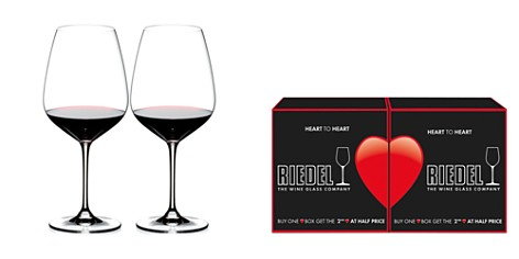 Riedel Heart To Heart Cabernet, Set Of 2 - Bloomingdale's Registry_2