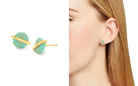 Gorjana Brinn Disc Stud Earrings - Bloomingdale's_2