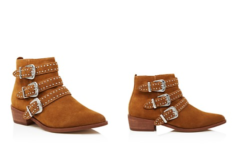 AQUA Women's Blane Western Booties - 100% Exclusive - Bloomingdale's_2