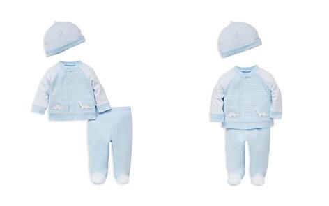 Little Me Boys' Dainty Dinos Take Me Home Hat, Jacket & Leggings Set - Baby - Bloomingdale's_2