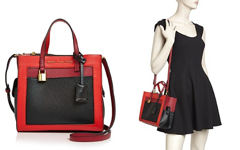 MARC JACOBS Mini Grind Leather Shoulder Bag - Bloomingdale's_2
