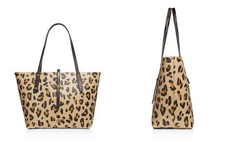 COACH Leopard Print Leather Market Tote - Bloomingdale's_2