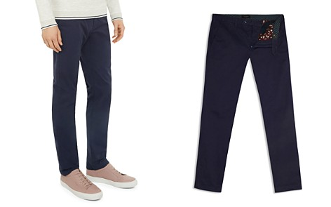 Ted Baker Seleb Slim Fit Chinos - Bloomingdale's_2