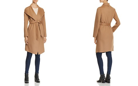 Mackage Leora Belted Wool Coat - 100% Exclusive - Bloomingdale's_2