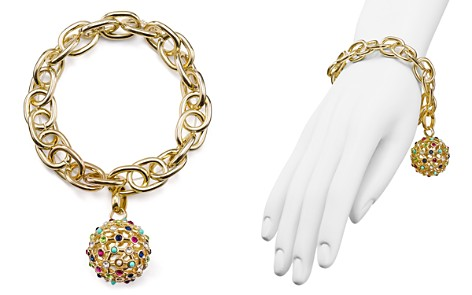 RJ Graziano Chain & Pavé Ball Stretch Bracelet - Bloomingdale's_2