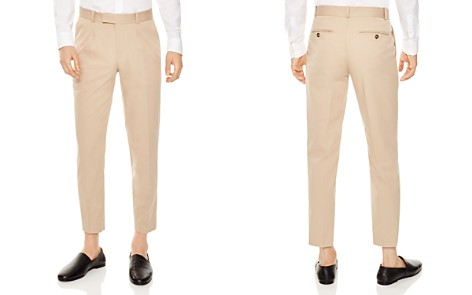 Sandro Jupiter Slim Fit Pants - Bloomingdale's_2