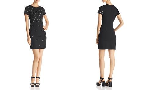 MICHAEL Michael Kors Studded Shift Dress - Bloomingdale's_2