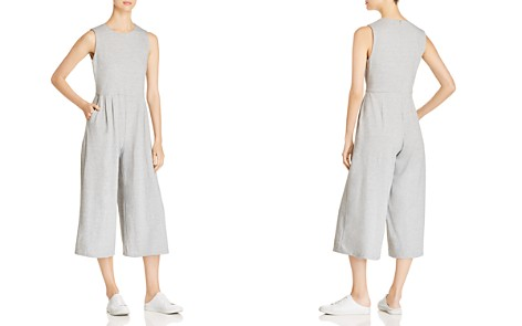 Eileen Fisher Wide-Leg Cropped Jumpsuit - Bloomingdale's_2