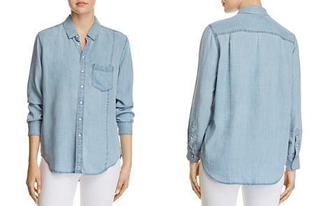 DL1961 Nassau & Manhattan Chambray Shirt - Bloomingdale's_2