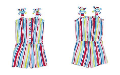 Design History Girls' Striped Romper - Little Kid - Bloomingdale's_2