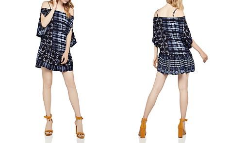 BCBGeneration Slit-Sleeve Cold-Shoulder Dress - Bloomingdale's_2