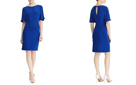Lauren Ralph Lauren Cold-Shoulder Jersey Dress - Bloomingdale's_2