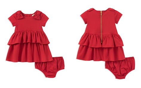 kate spade new york Girls' Ruffled Bow Dress & Bloomers Set - Baby - Bloomingdale's_2