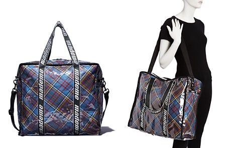 LeSportsac x Made Me Large Plaid Fabric Shopper Tote - Bloomingdale's_2
