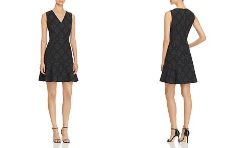 Kobi Halperin Karla Printed Jacquard A-Line Mini Dress - Bloomingdale's_2