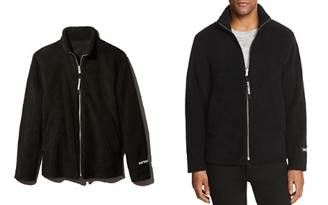 Stutterheim Varby Fleece Jacket - Bloomingdale's_2