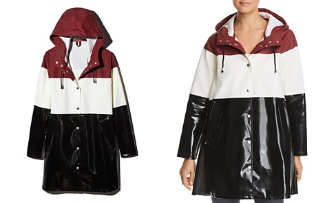 Stutterheim Mosebacke 1972 Color-Block Raincoat - 100% Exclusive - Bloomingdale's_2