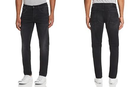 Hudson Blake Straight Slim Jeans in Jonnie - Bloomingdale's_2