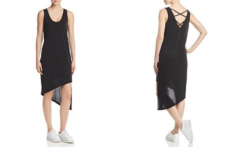 Splendid Crisscross Asymmetric Tank Dress - Bloomingdale's_2