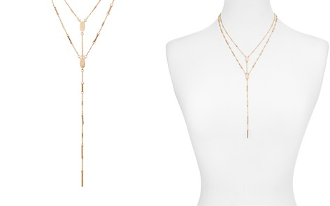 "Kendra Scott Adelia Layered Lariat Necklace, 18"" - Bloomingdale's_2"