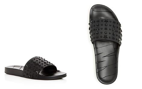 Jimmy Choo Men's Rey Slide Sandals - Bloomingdale's_2