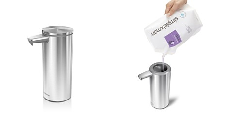simplehuman 9 oz. Sensor Soap Pump - Bloomingdale's_2