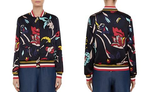 Ted Baker Colour By Numbers Yavis Printed Bomber Jacket - Bloomingdale's_2