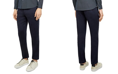 Ted Baker Bluetro Regular Fit Linen Trousers - Bloomingdale's_2