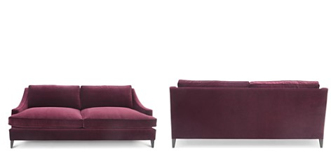 Bloomingdale's Artisan Collection Charlotte Velvet Sofa - 100% Exclusive_2