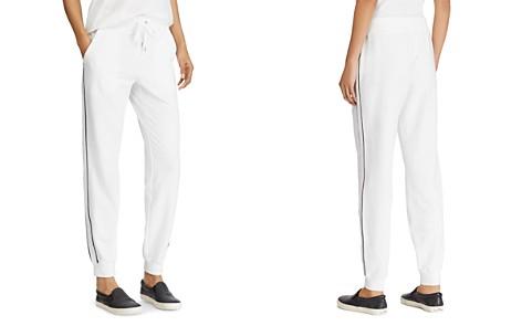 Lauren Ralph Lauren Piped Jogger Pants - Bloomingdale's_2