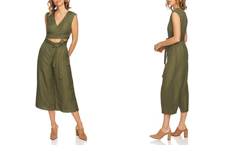 1.STATE Tie-Waist Cropped Jumpsuit - Bloomingdale's_2