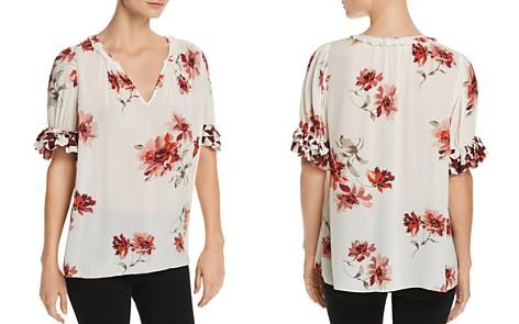 Joie Arlinda Floral Top - Bloomingdale's_2