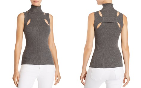 Bailey 44 Exeter Cutout Turtleneck Sweater - Bloomingdale's_2