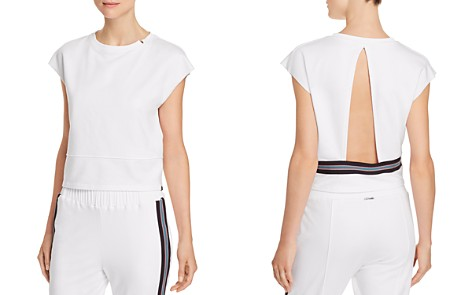 KORAL Watch Cutout Top - Bloomingdale's_2