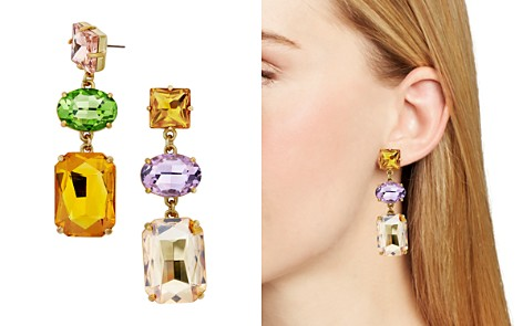 BAUBLEBAR Christine Faceted Triple Drop Earrings - Bloomingdale's_2