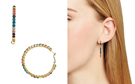 BAUBLEBAR Georgina Multicolor Hoop Earrings - Bloomingdale's_2