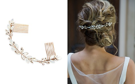 Brides and Hairpins Monroe Crystal Halo Comb - Bloomingdale's_2