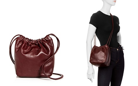 Creatures of Comfort Mini Leather Pint Bag - Bloomingdale's_2