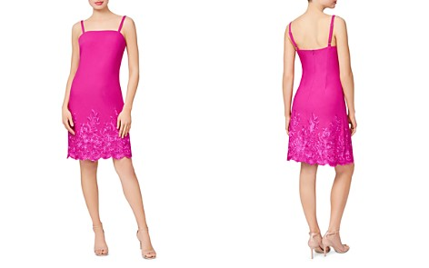 Betsey Johnson Embroidered Slip Dress - Bloomingdale's_2