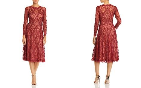 Tadashi Shoji Floral Embellished Dress - Bloomingdale's_2