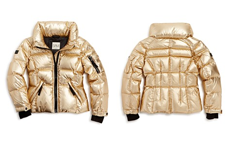 SAM. Girls' Freestyle Down Jacket - Little Kid - Bloomingdale's_2