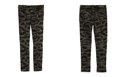 BLANKNYC Girls' Camo Print Utility Skinny Jeans - Big Kid - Bloomingdale's_2